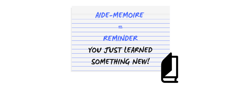 daily reminder to learn something new